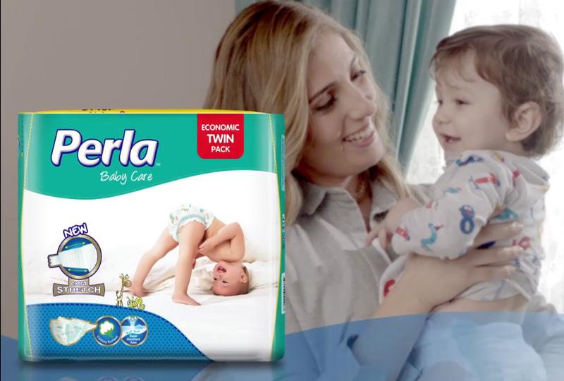 Perla Baby Reklam Çekimi