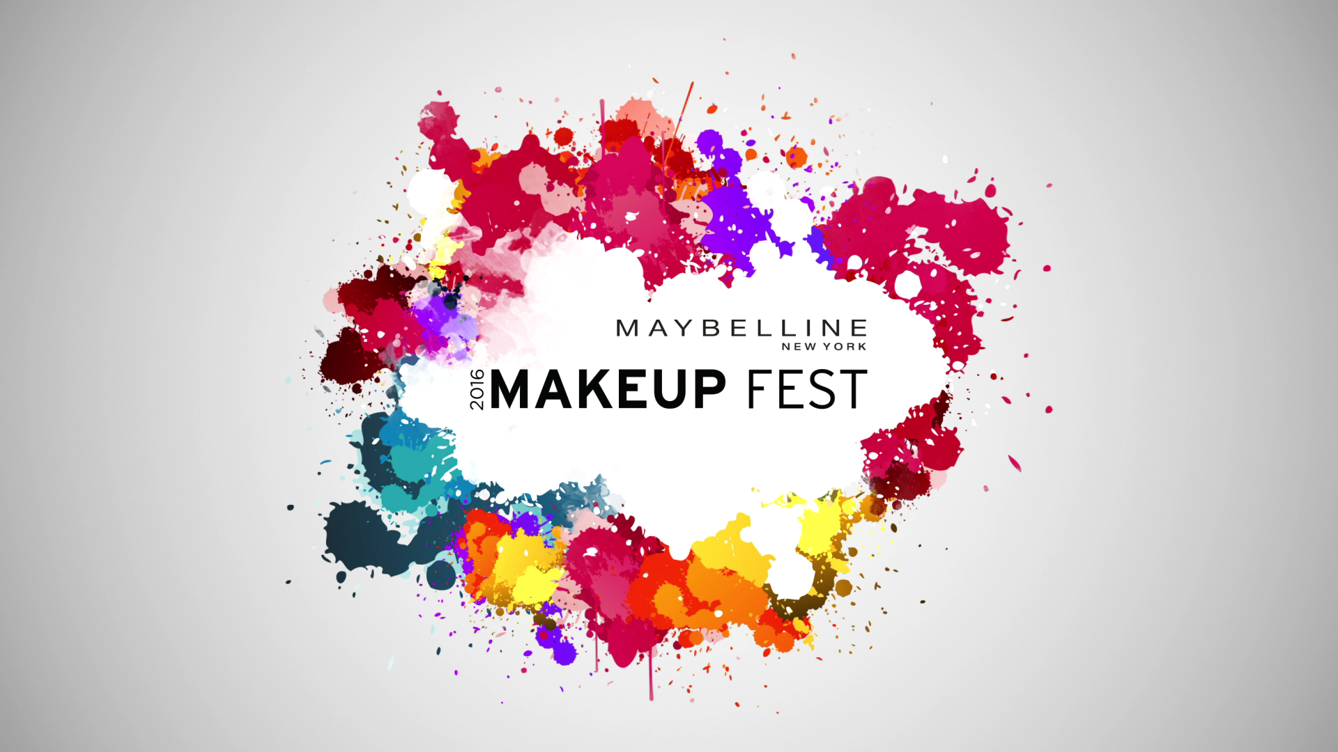 Maybelline Makeup Fest